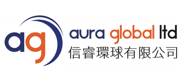 Aura Global Ltd 信睿環球有限公司 Logo